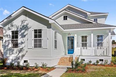 New Orleans Single Family Home For Sale: 6101 Pratt Drive