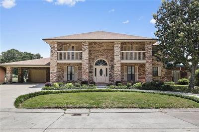 Gretna Single Family Home For Sale: 633 Fairfield Avenue