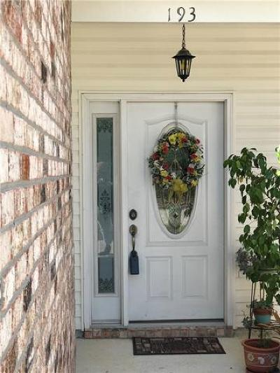 Mandeville Townhouse For Sale: 193 Emerald Pines Court