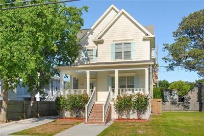 Lakeview Single Family Home Pending Continue to Show: 6516 Avenue B Street