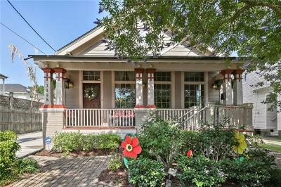 New Orleans Single Family Home Pending Continue to Show: 1468 N White Street
