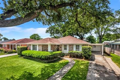 Single Family Home Pending Continue to Show: 3408 N Labarre Road