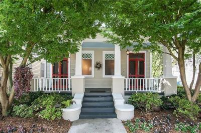 New Orleans Townhouse For Sale: 4616 Cleveland Avenue