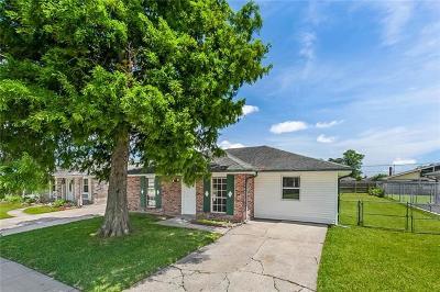 Mereaux, Meraux Single Family Home For Sale: 2529 Garden Drive