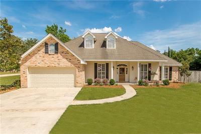 Mandeville Single Family Home For Sale: 101 Hawthorn Place