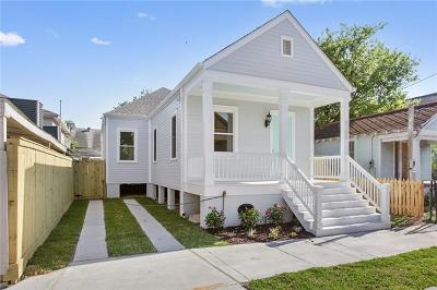 New Orleans Single Family Home For Sale: 5205 Dauphine Street