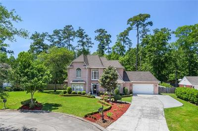 Slidell Single Family Home For Sale: 103 Ayshire Court