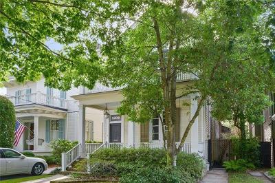 Single Family Home For Sale: 1209 Nashville Avenue