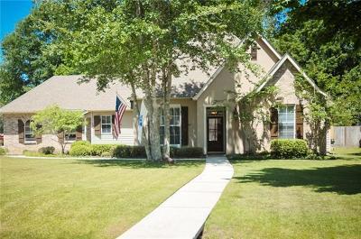 Mandeville Single Family Home For Sale: 1845 Logan Lane