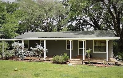 Covington Single Family Home For Sale: 20117 A W Galloway Road