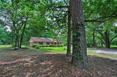 Madisonville Single Family Home For Sale: 166 Hano Road