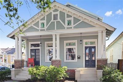 Single Family Home Pending Continue to Show: 4439 Banks Street