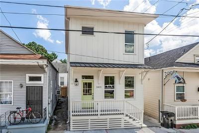 Single Family Home For Sale: 8405 Cohn Street
