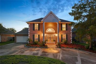 Slidell Single Family Home For Sale: 1064 Clipper Drive