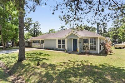 Madisonville Single Family Home Pending Continue to Show: 107 Mardi Street
