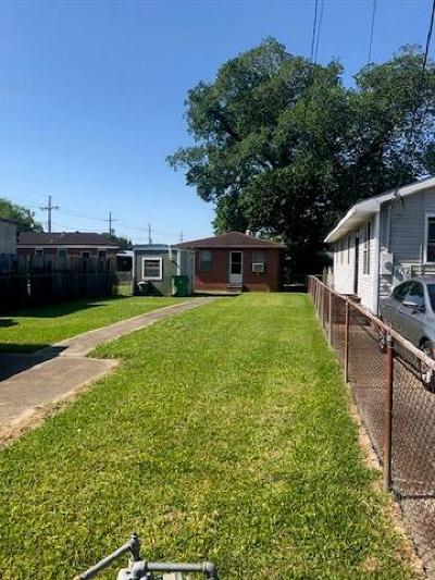 Westwego Single Family Home Pending Continue to Show: 100 Short Street