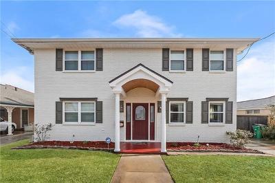 Metairie Single Family Home For Sale: 4917 Tartan Drive