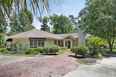 Covington Single Family Home For Sale: 73 Riverdale Drive