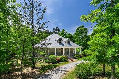 Mandeville Single Family Home For Sale: 22186 Rue Coquille Road