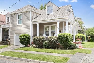 New Orleans Single Family Home For Sale: 4601 Toulouse Street