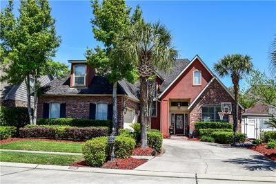 Kenner Single Family Home Pending Continue to Show: 228 Little Bayou Lane
