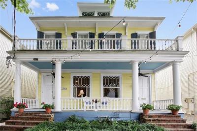 Single Family Home For Sale: 1704-06 Robert Street