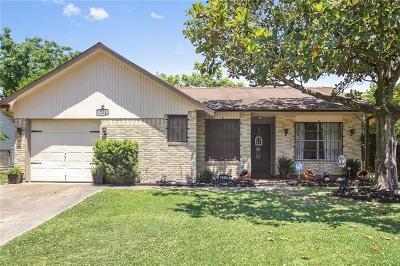 Destrehan, St. Rose Single Family Home For Sale: 712 Turtle Creek Lane