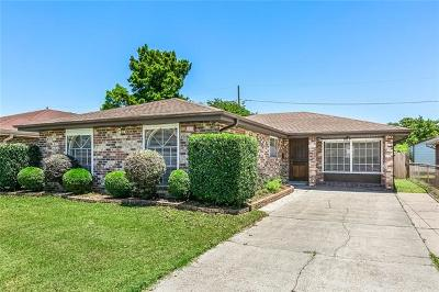 Metairie Single Family Home For Sale: 1805 Taft Park
