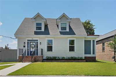 New Orleans Single Family Home For Sale: 106 Sharon Drive