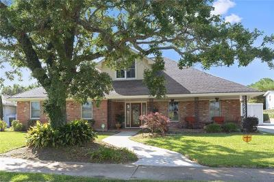New Orleans Single Family Home For Sale: 943 Crystal Street