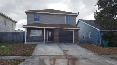 Harvey Single Family Home For Sale: 4140 Lac Du Bay Drive