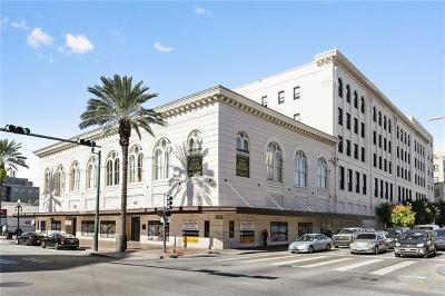 New Orleans Condo For Sale: 1201 Canal Street #429