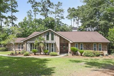 Slidell Single Family Home For Sale: 398 Starling Drive