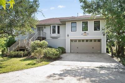Slidell Single Family Home For Sale: 400 Legardeur Drive