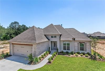 Madisonville Single Family Home For Sale: 2056 Cypress Bend Lane