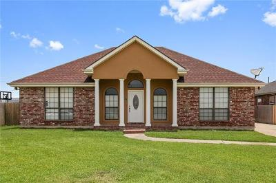 Mereaux, Meraux Single Family Home For Sale: 3512 Van Cleave Drive