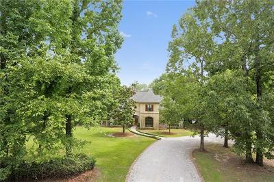 Madisonville Single Family Home Pending Continue to Show: 310 Sandy Brook Circle