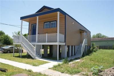 Single Family Home For Sale: 3600 Second Street