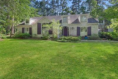 Covington Single Family Home For Sale: 905 W 12th Avenue