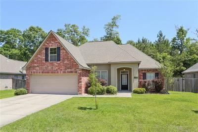 Covington Single Family Home For Sale: 206 Autumn Woods Drive