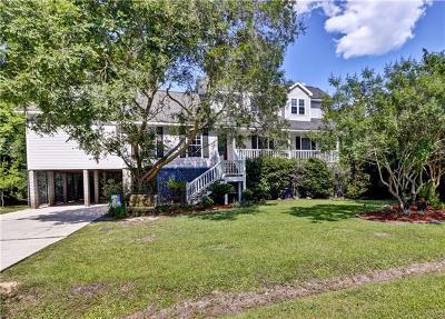 Mandeville Single Family Home For Sale: 721 Woodridge Drive