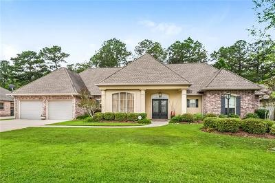 Mandeville Single Family Home Pending Continue to Show: 1188 Brook Court