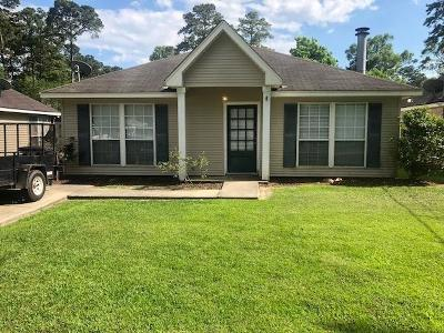 Madisonville Single Family Home For Sale: 126 Lee Street