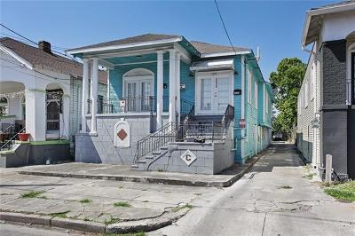 New Orleans Multi Family Home For Sale: 2532 St Philip Street