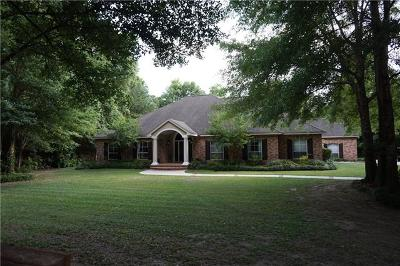 Slidell Single Family Home For Sale: 26 Oak Grove Way Way