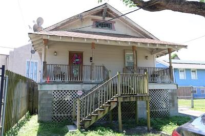 Single Family Home For Sale: 3930 General Taylor Street