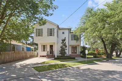 Metairie Single Family Home Pending Continue to Show: 1900 Loumor Avenue