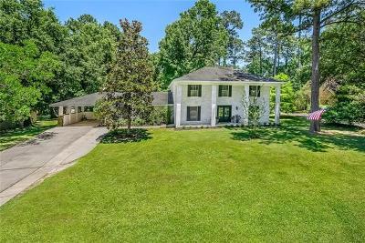 Covington Single Family Home Pending Continue to Show: 144 Belle Terre Boulevard