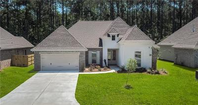 Madisonville Single Family Home For Sale: 7032 Ring Neck Drive