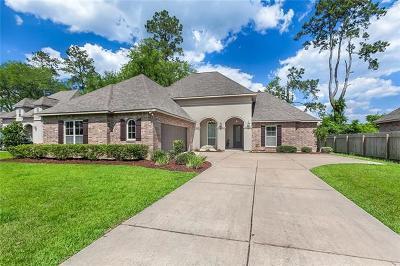 Madisonville Single Family Home For Sale: 123 Raiford Oaks Boulevard